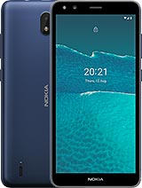 Nokia C1 2nd Edition price in Canada